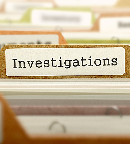 Investigation Files